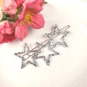 Accessories - 'Lucky Stars' Hair Clip Pin